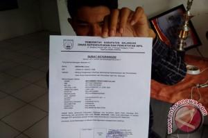 8000 e-KTP Banjarbaru unprinted