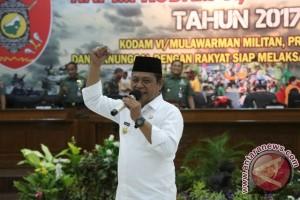 Gubernur : Sinergi Cara Efektif Cegah Masalah Lingkungan
