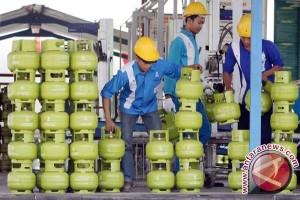 Harga Gas PLG 3 Kilogram Capai  Rp30 Ribu