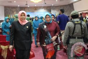 Noormiliyani Bersyukur Jadi Bupati Pertama di  Kalsel
