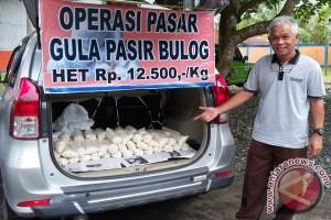 Bulog Kotabaru Gelar Operasi Pasar Gula Pasir
