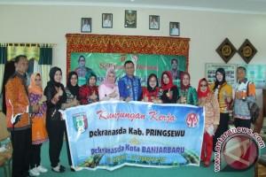 Study Banding  Dekranasda Kabupaten Pringsewo