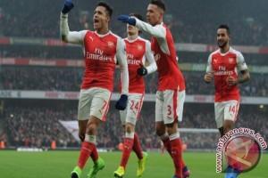Arsenal Akhiri Mimpi Sutton Di Piala FA