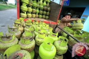Harga Lpg Rp40.000/tabung Di Tanah Bumbu