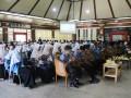 185 peserta mengikuti acara pembukaan Pekan Olahraga Seni Sains dan Al-Quran siswa SD dan SLTP Islam Terpadu se Kalimantan Selatan, di Balairung Tuntung Pandang Pelaihari, Senin (20/3). Foto:Antaranews Kalsel/Arianto/G.