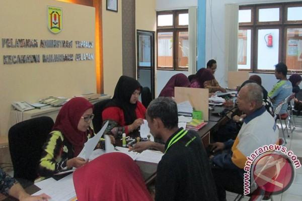 KTP Elektronik Banjarbaru Belum Dicetak 8.000 Lembar
