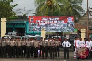 Polisi Gelar Operasi Simpatik 21 Hari