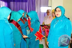 Pelantikan Ketua PKK Kecamatan