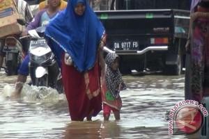 HSU Masih Berharap Pemprov Bantu Atasi Banjir