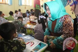 Lomba Mewarna HUT Kota Banjarbaru