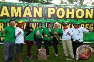 FKH Apresiasi Pemkot Jadikan Kamboja RTH  Penuh