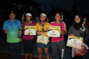 Pelajar Banjarmasin Juarai Tenis Wali Kota Cup