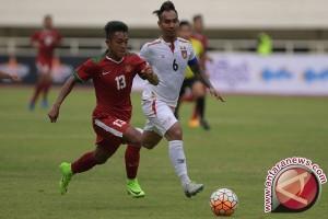 Pelatih Myanmar Puji Febri Haryadi