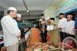 Bank Kalsel Salurkan Rp1,4 Mliar Dana ZIS Pegawainya