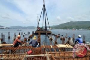 Awal Juli Pembangunan Pelabuhan Swarangan