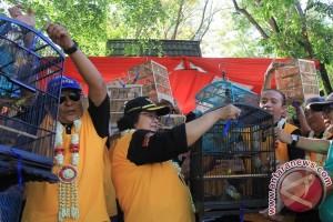 Peringatan Hari Rimbawan di Tahura, Terbaik Se Indonesia