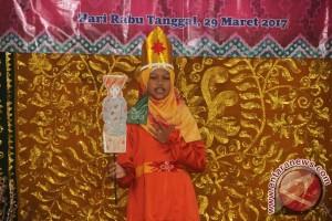 Bawakan Cerita Gunung Batu Benawa, Annisa Juara 1