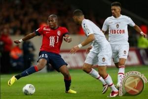 Monaco Kalahkan Lillie Untuk Mencapai Semifinal Piala Prancis