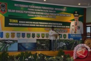 Gubernur Berharap Bisa Bersinergi dengan Kabupaten Banjar