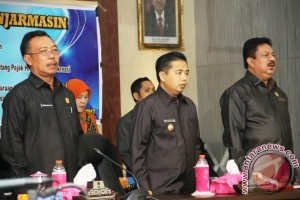 LKPJ Wali Kota Banjarmasin Mendapat Puluhan Rekomendasi