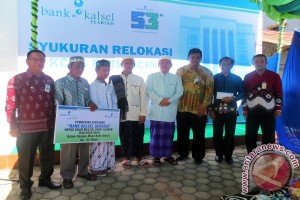 Relokasi Bank Kalsel Syariah Batulicin