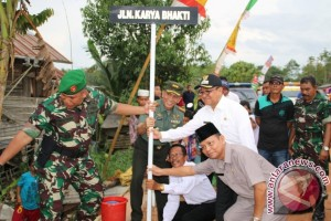 RESMIKAN KARYA BHAKTI TNI