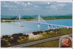Kotabaru Optimistis Jembatan Terpanjang Di Indonesia Dilanjutkan