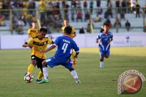 Barito Putera won 2-1 over Mitra Kukar