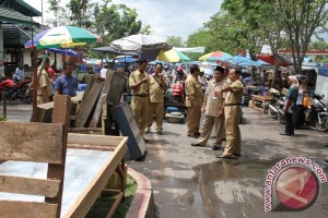 735 Lapak Pedagang Pasar Keramat Barabai Direlokasi