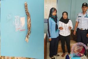 Petugas Wanita Lapas Amuntai Gagalkan Penyeludupan Sabu-sabu