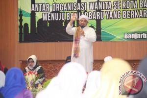 GOW Banjarbaru Peringati Isra Mi'raj Bersama