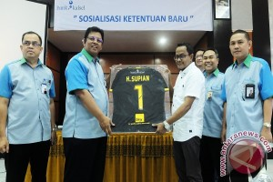 Bank Kalsel Memberikan Kemudahan Bagi Supporter Barito Putera