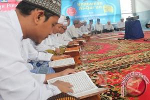 80 Warga Binaan Ikuti Khataman Alquran