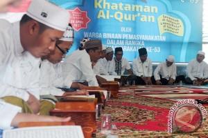 WARGA BINAAN KHATAMAN AL-QURAN