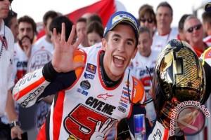 Marquez  Raih Kemenangan Kelima Di Texas