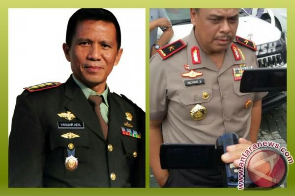 1100 Prajurit Amankan Kedatangan Presiden Joko Widodo