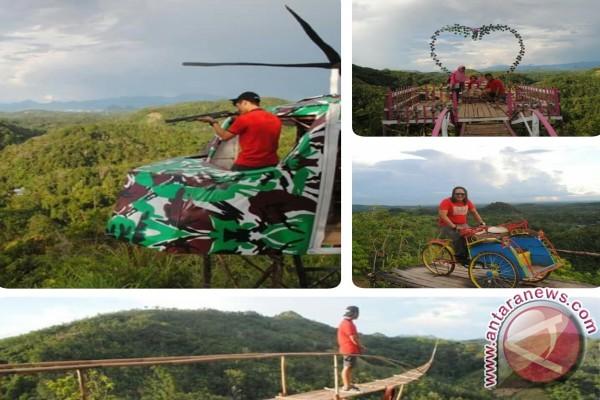 Bukit Palawan Idola baru Destinasi Wisata Kalimantan Selatan