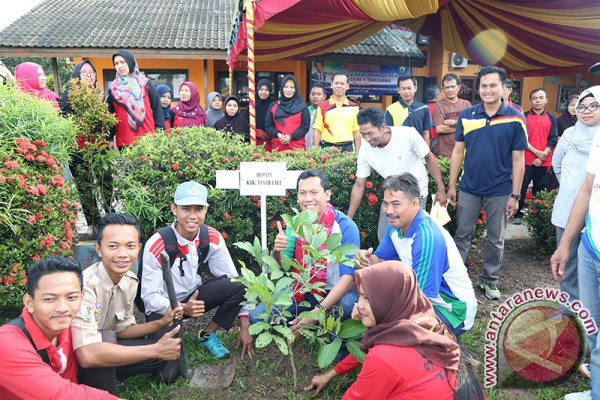Finnish Embassy responds positively South Kalimantan green revolution