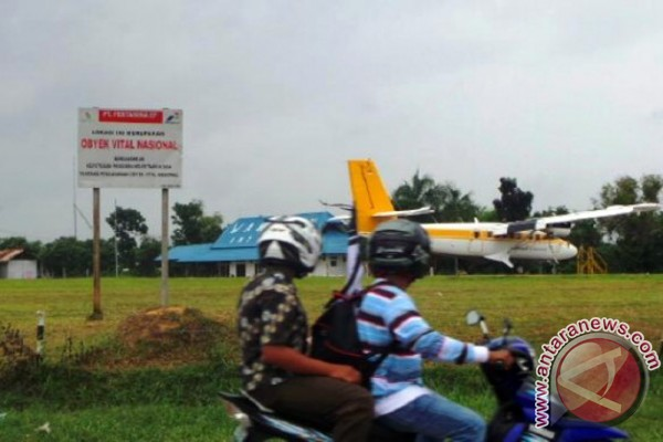 Pemkab Tabalong Bahas Rencana Teknik Bandara Warukin