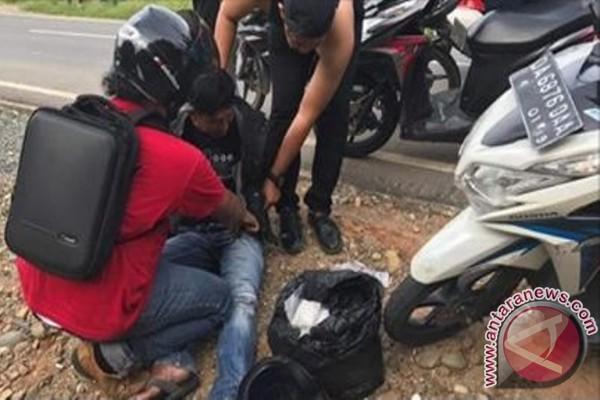 Bandar 50 Ribu Butir Pil Koplo Ditangkap Polisi