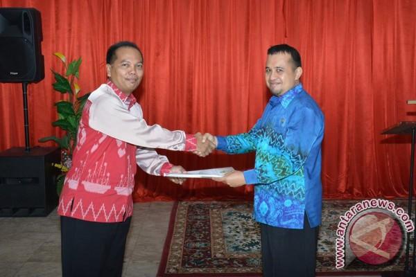TIM BPK RI Apresiasi Tradisi Entry dan Exit Meeting Pemkab HSS
