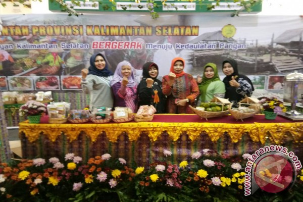 South Kalimantan stand Winner in Penas Aceh