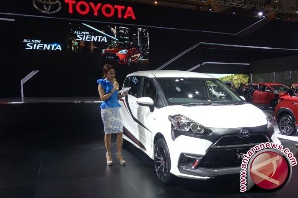 Strategi Toyota Genjot Penjualan Sienta