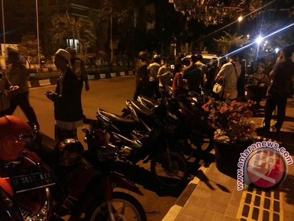 Satlantas Polres Tapin Tilang 725 Pelanggar