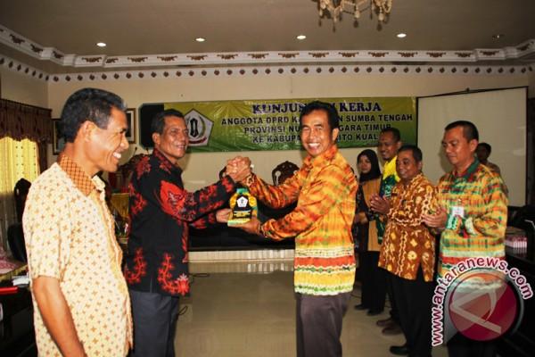 DPRD Sumba Tengah Pelajari Pertanian Batola