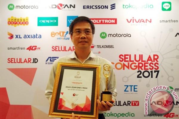 ASUS ZenFone 3 Deluxe Raih Penghargaan Smartphone Terbaik 2017
