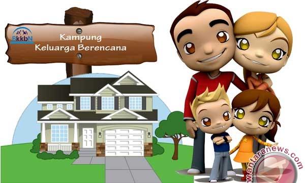 Banjarbaru Canangkan Empat Kampung Keluarga Berencana