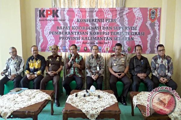 KPK : Kepatuhan Legislatif Kalsel Sangat Rendah