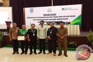 Pemkab Dukung Program Jaminan Ketenagakerjaan NonASN