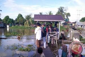 Anak Korban Tenggelam Belum Ditemukan